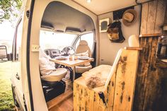 Priscilla offers the ultimate in boutique campervan grace and style for dreamy getaways you'll remember forever. The beautiful patina of reclaimed wood combines with...