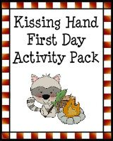 Kissing Hand First Day of School - free! love the vocabulary words and definitions Preschool First Day, First Day Of School Activities, Kindergarten First Day, Preschool Literacy, 1st Day Of School, Beginning Of The School Year, Kindergarten Classroom, School Fun, Classroom Resources