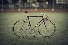 THE PUREST EXPRESSION OF A BICYCLE