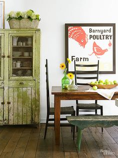 Living Room Decor : Illustration Description Create unique farmhouse style with these great decorating tips and ideas for every room in your home! Decorating Your Home, Diy Home Decor, Room Decor, Decorating Ideas, Decor Ideas, Country Farmhouse Decor, Farmhouse Style, Rustic Decor, Country Kitchen