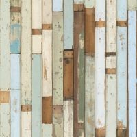 Faux Bois wallpaper.  How great would this look on a wall?  Love all the variegated tones.