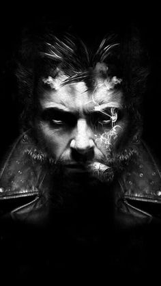 Hugh Jackman as The Wolverine Marvel Poster Marvel Wolverine, Marvel Comics, Hq Marvel, Logan Wolverine, Marvel Heroes, Captain Marvel, Logan Xmen, Nightcrawler Marvel, Comic Book Characters