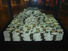 This is how a million dollars looks like And the is any business can make this Much money