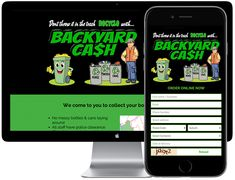 Don't throw it in the bin, recycle with Backyard Cash Digital Strategy, Search Engine Optimization, Internet Marketing, Coding, Backyard, Patio, Online Marketing, Backyards, Programming