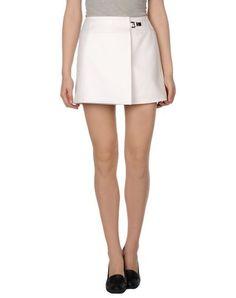 COURRÈGES Mini Skirt. #courrèges #cloth #skirt