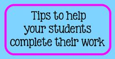 Make a flap folder to help students focus on the current task. As students progress through the ditto they get to reveal more work. It's a nice way to keep a young kid from being overwhelmed by the work load.