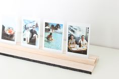 vanilla craft blog: video // instax father's day ideas