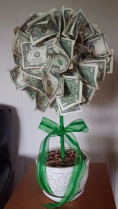 Money Tree, $75 on this for my daughters birthday.