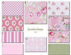 Custom Baby Crib Bedding Design Your Own by MissPollysPieceGoods, $462.50