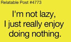 lol XD Yep. This is me ;P
