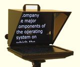 Virtual teleprompter..great for students giving speeches