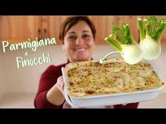 PARMIGIANA DI FINOCCHI FILANTE Ricetta Facile - Fatto in Casa da Benedetta - YouTube Good Food, Yummy Food, Best Food Ever, Antipasto, Italian Recipes, Macaroni And Cheese, Side Dishes, Food And Drink, Low Carb