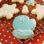 Perfect for decorating! These classic sugar cookies are great for cookie-cutting and decorating during the holidays or anytime you feel festive.