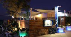 Restaurant le Marinella sur la plage en Corse à Ile Rousse proche de Calvi