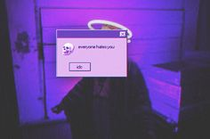 New post on purple-aesthetic Violet Aesthetic, Dark Purple Aesthetic, Lavender Aesthetic, Neon Aesthetic, Mode Purple, Purple Walls, Purple Wallpaper, Photo Wall Collage, Vaporwave
