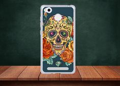 DIY For Xiaomi Redmi 3 Pro Case Redmi 3S Cover Skull Phone Bag Case For Xaomi Xiomi Redmi 3S Case for Xiaomi Redmi 3 S 3S Pro 3X
