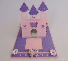 Castle Pop up slider Card Tutorial