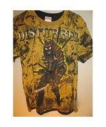 DISTURBED tour shirt , medium - $23.99