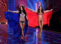 It's that time of year again when these Angels take flight down the catwalk, unveiling its annual amazingly expensive 'Fantasy Bra' at the Victoria's Secret Fashion show on Dec. 9, 2014. Take a look at the lingerie maker's most extravagant underwear.