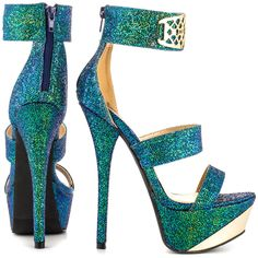 Unique Fashion High Heels