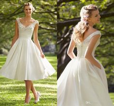Sexy Sweetheart Top Beaded Satin Short Wedding Dresses Vestido De Noiva Simples Vestido De Noiva Curto Vestido Noiva Praia Hy1328 Dresses For A Wedding Maid Of Honor Dresses From Sexy_gowns, $89.45| Dhgate.Com