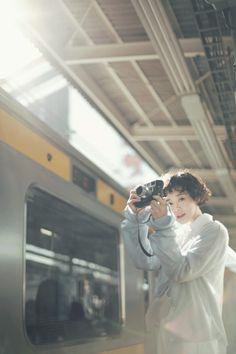 Actress GangHee (Tyoko) - photographer Miho