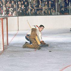 d0e18b6ba Legends of Hockey - Induction Showcase - Rogatien Vachon