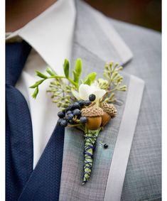 ~ we ❤ this!  moncheribridals.com ~ #fallwedding #autumnwedding