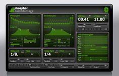 Phosphor v1.2.0 VSTi WiN AU VST v1.0.0 MAC OSX, Win, VSTi, VST, UNION, Phosphor, P2P, MAC OSX, MAC, Damage, Audio Damage, Audio, AU, Magesy.be