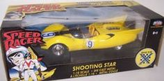 Joyride 1/18 Scale Diecast Metal Speed Racer Racer X Shooting Star Car 1:18 Scale Diecast http://www.amazon.com/dp/B002BEB99Y/ref=cm_sw_r_pi_dp_VDasub0V1A74G