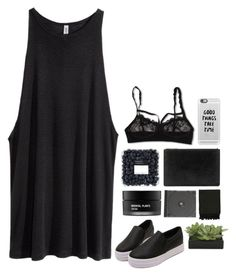 """""""Syrup Is Still Syrup In A Sippy Cup"""" by tonibell ❤ liked on Polyvore featuring H&M, Whistles, Casetify, Hanky Panky, Koh Gen Do, Lux-Art Silks and Surya"""
