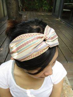 Choice of 6 GIRLS PLAIN 3 cm WIDE Back to SCHOOL HEADBAND BANDEAUX Hairbands