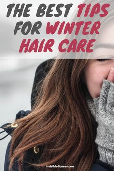 Need some hair care tips for fall and winter? In the cold season, many struggle with dry hair  - see how to beat it here! Long Hair Tips, Grow Long Hair, Easy Hairstyles For Long Hair, Winter Hairstyles, Healthy Hair Tips, Healthy Hair Growth, Hair Growth Tips, Vitamins For Hair Growth, Hair Vitamins