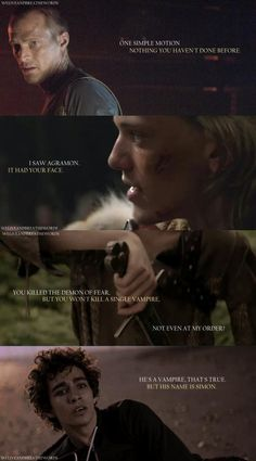 Valentine, Jace, Simon (City of Ashes)