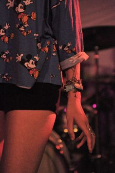 mickey mouse shirt <3