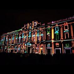 Lyon, Fête des Lumières 2012. Magique.