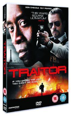 Traitor DVD 2009 ( NEW N SEALED