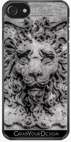 Case for Iphone 7/7S - Heraldic lion - by PINO