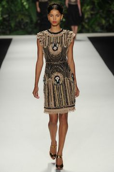 Naeem Khan | Spring 2014 Ready-to-Wear Collection | Style.com - shape