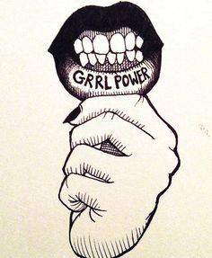 Girlllll power!!!