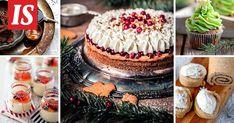 Emman kakku on ehkä joulun upein ja herkullisin, mutta myös helppo – 12 ihanaa jälkiruokaa jouluun - Ajankohtaista - Ilta-Sanomat Tiramisu, Camembert Cheese, Cheesecake, Sweets, Ethnic Recipes, Desserts, Food, Recipes, Tailgate Desserts