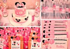 Hoy te traigo esta selección de las 10 tortas más lindas de Minnie Mouse, para que te inspires en tu fiesta de la ratoncita más famosa. Que las disfrutes! Todas las fotos fueron tomadas de la web y pertenecen a...