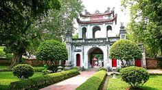 Văn Miếu Quốc Tử Giám - trường đại học đầu tiên ở Việt Nam