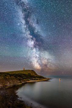 Sagittarius Rising, Kimmeridge, Dorset | England (by Stephen...