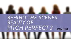 "Exclusive: Behind-the-Scenes Beauty Secrets From Pitch Perfect 2: Cheryl Marks, hair designer for Pitch Perfect 2, explains that getting the Barden Bellas set for a long shoot day took a very precise ""dance"" of sorts."