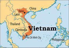 Vietnam where Brent Miller died.