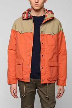 Charles & 1/2 Woodbridge Jacket #urbanoutfitters
