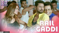 Watch New Rail Gaddi Song HD Video From Tutak Tutak Tutiya Movie Ft Prabhudeva
