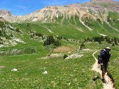 Hiking the 4 Pass Loop, Maroon Bells Wilderness