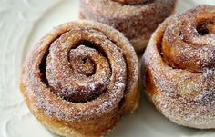 Morning Buns   Ezra Pound Cake. Make the dough in your food processor!